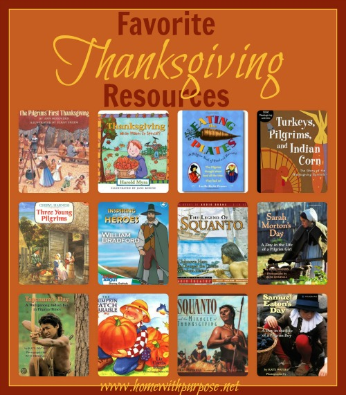 Our Favorite Thanksgiving Resources