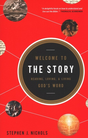 Welcome to the Story: Reading, Loving, and Living God's Word (A Review from www.homewithpurpose.net)