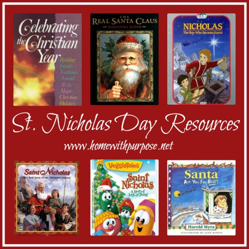 St. Nicholas Day Resources