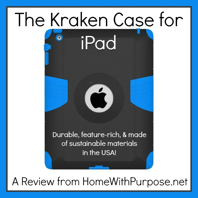 The Kraken Case for iPad from Trident