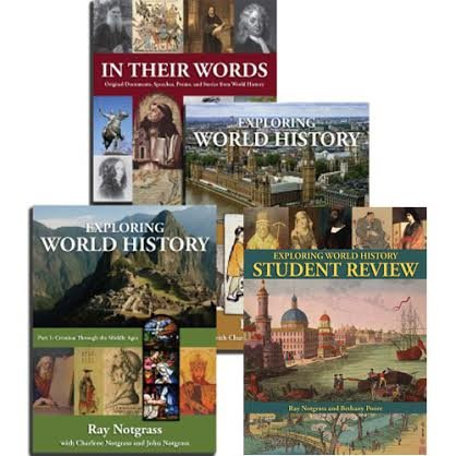 Notgrass Exploring World History
