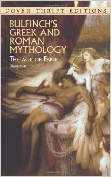 Bullfinch's Greek and Roman Mythology
