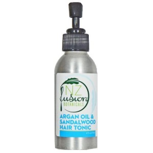 Koru Naturals Argan Oil and Sandalwood Hair Tonic - HomeWithPurpose.net