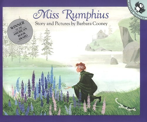 Miss Rumphius - HomeWithPurpose.net
