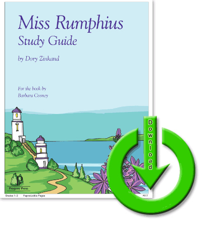 Progeny Press Study Guide: Miss Rumphius by Barbara Cooney - HomeWithPurpose.net