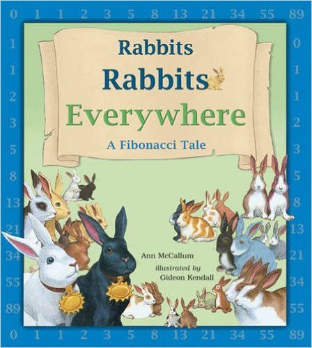 Rabbits Rabbits Everywhere by Ann McCallum - HomeWithPurpose.net